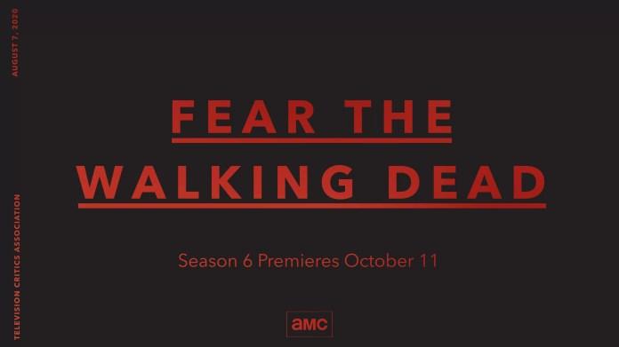 Fear The Walking Dead season 6 amc