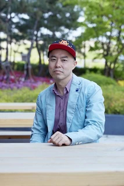 Korean director Kim Jin-min