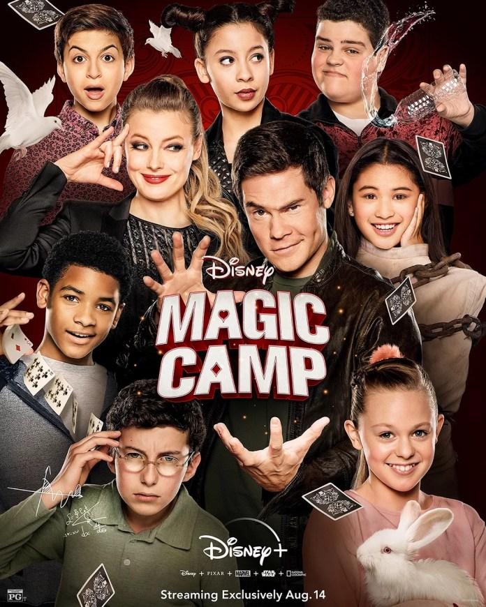 Magic_Camp_2020 Poster
