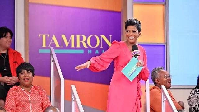 Tamron Hall Season 2 Set to Premiere Sept. 14