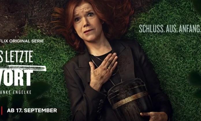 The Last Word Premiere on September 17 - Starring Anke Engelke