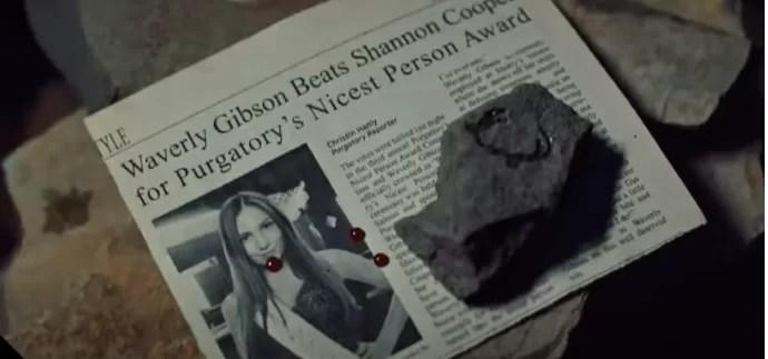 Get a preview of Mid-Season Finale Wynonna Earp Episode 406