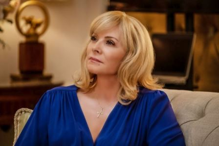 Kim Cattrall in the FILTHY RICH Episode 1