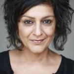 Meera Syal as Asha a spirited grandmother of Rhea