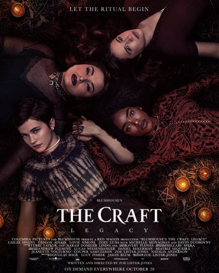 Are you ready to let the ritual begin on this Halloween with New The Craft Legacy?