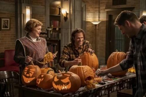Supernatural -Season - 15 - Episode 14 - Last Holiday