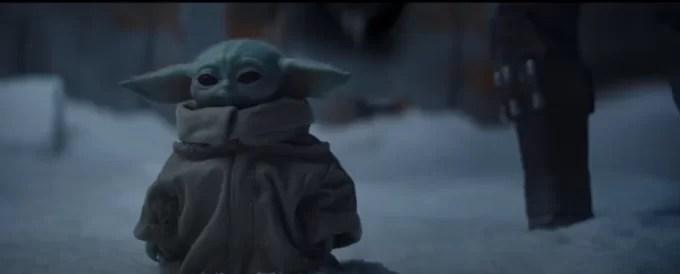 The Mandalorian Season 3 - Baby Yoda is Back