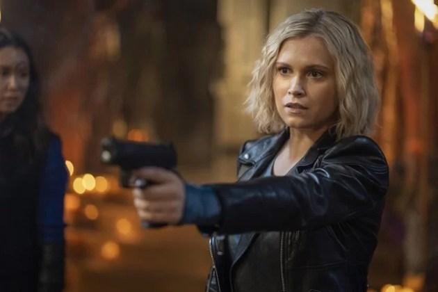 The 100 Season 7 Episode 13 Photos Eliza Taylor as Clarke Griffin