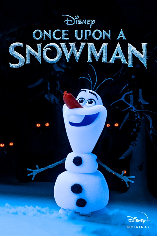 Once Upon a Snowman Official Trailer - Story of Summer-Loving Snowman ❄️- Olaf
