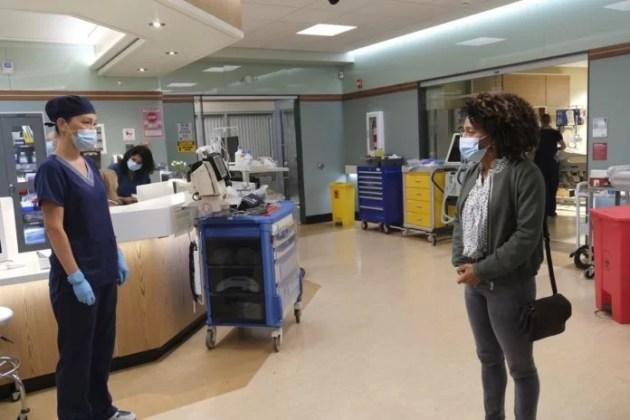 The Good Doctor' Season 4 Episode 1 CHRISTINA CHANG, BETHANY BROWN