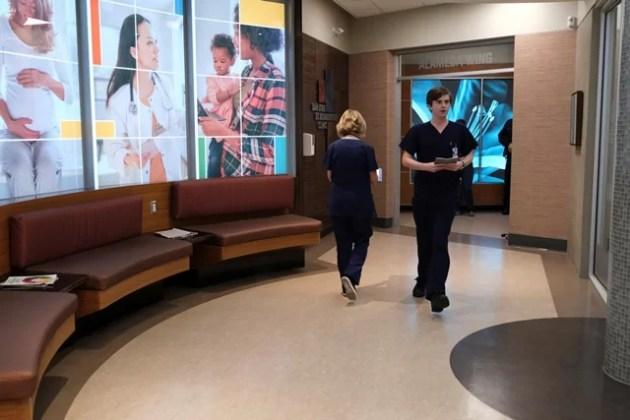 The Good Doctor Season 4 Episode 3 Photo -FREDDIE HIGHMORE