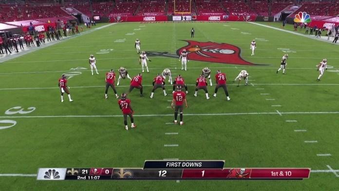 NFL Week 9 Saints D-Line PICKS Off Brady