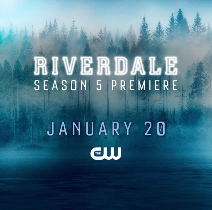 Riverdale -S5- Poster