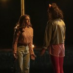 "Legacies -- ""This Is What It Takes"" -- Image Number: LGC305a_0725r.jpg -- Pictured (L-R): Danielle Rose Russell as Hope and Kaylee Bryant as Josie -- Photo: Josh Stringer/The CW -- © 2021 The CW Network, LLC. All rights reserved."