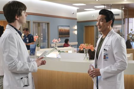 The good doctor episode 409