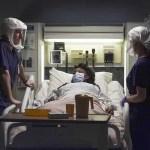 Greys Anatomy Season 17 Episode 10 Photo - RICHARD FLOOD, AZURE ANTOINETTE