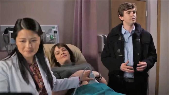 The Good Doctor Season 4 Episode 13 in Ultrasound room