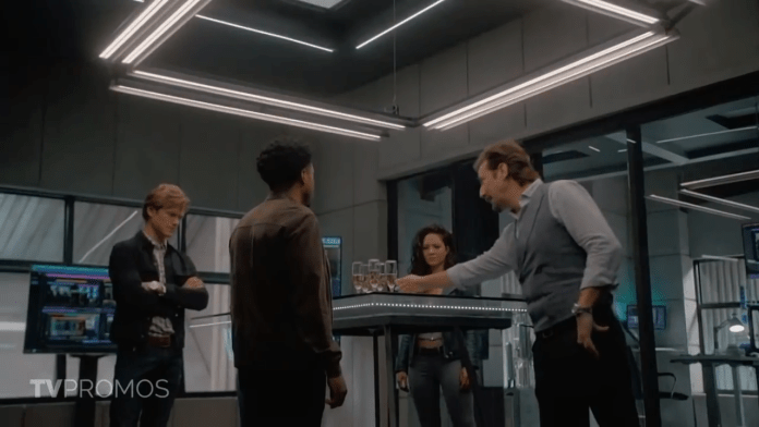 MacGyver- Season 5 Episode 15