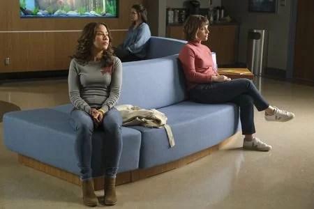The Good Doctor Season 4 Episode 15 - ELIZABETH RODRIGUEZ, PAIGE SPARA