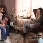 ALLISON MILLER, LIZZY GREENE in A Million Little Things Season 3 Episode 15