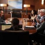 ANDY GARCIA, SHARON LAWRENCE in Rebel Season 1 Episode 6