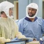 ANTHONY HILL in Greys Anatomy Season 17 Episode 15