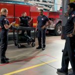 JASON GEORGE in Station 19 Season 4 Episode 15 Preview Photos