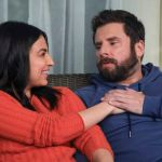 JAMES RODAY RODRIGUEZ, FLORIANA LIMA inA Million Little Things Season 3 Episode 14 Photos