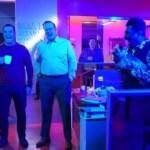 JEFF MEACHAM, PETER MACKENZIE in Black-ish Season 7 Episode 21 Photos