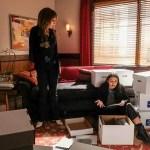 KATEY SAGAL, ARIELA BARER in Rebel Season 1 Episode 5