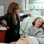 KATEY SAGAL, MARY MCDONNELL, DANIELLA GARCIA in Rebel Season 1 Episode 5