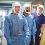 KEVIN MCKIDD, ANTHONY HILL, CHRIS in Greys Anatomy Season 17 Episode 15