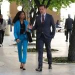 LEX SCOTT DAVIS, SAM PALLADIO in Rebel Season 1 Episode 5 Photos