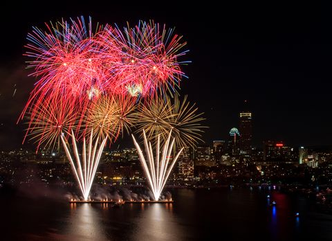 Fabulous 4th of July Fireworks