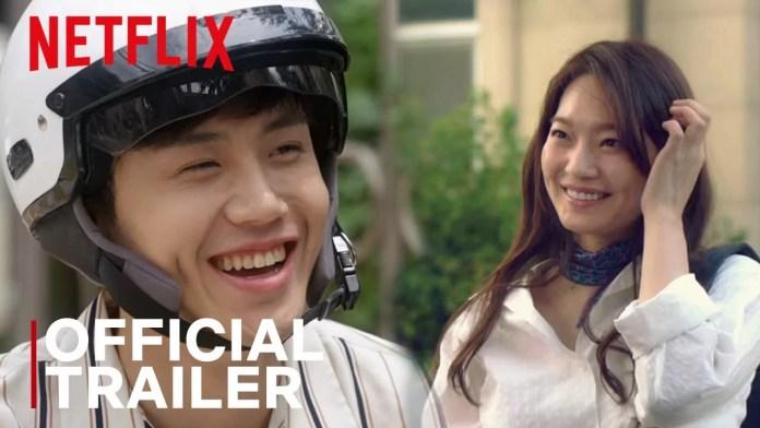 Hometown Cha-Cha-Cha Netflix