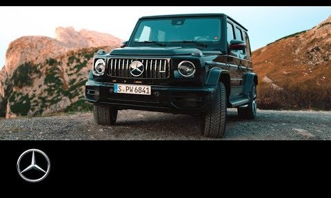Mercedes-AMG G-Class - Conquering the Alps
