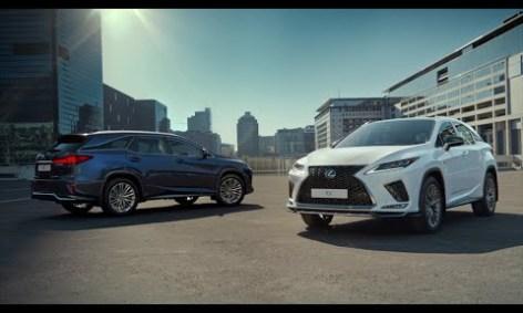 Lexus Advert Music (2009 - 2019) - TV Ad Music