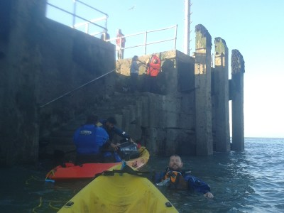 'The Chamber' Coastal water safety at Ilfracoombe