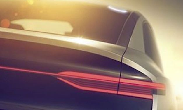 Volkswagen: Crossover s električnim pogonom