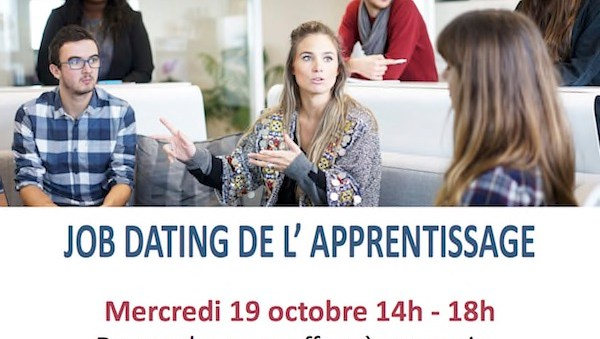 Job dating de lapprentissage