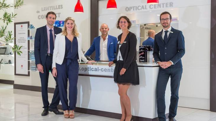 c6c8f260816f70 La Teste, OPTICAL CENTER inaugure son nouveau magasin à La Teste de Buch ce  jeudi 13 octobre