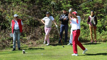 open golf arcachon