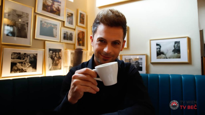 Na kavi sa .. Ivan Rončević