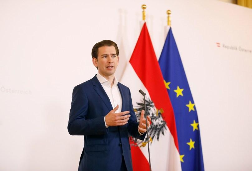 """AUSTRIJSKI MEDIJI O EU SUMMITU: Kurz malo umoran, ali sadržajno zadovoljan: """"Dobar rezultat za EU i Austriju"""""""