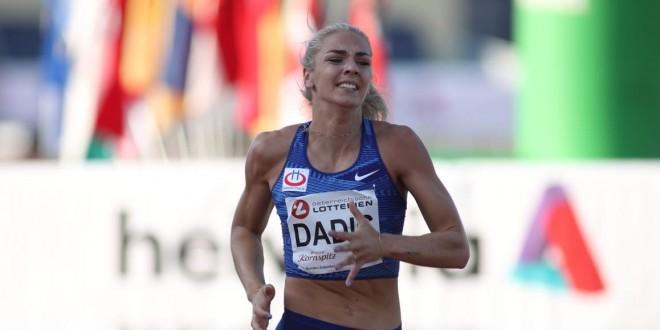 TREĆA SREĆA: Ivona Dadić izabrana za najbolju sportašicu Austrije za 2020. godinu
