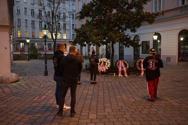 Beč 03.11.2020 dan nakon terorističkog napada