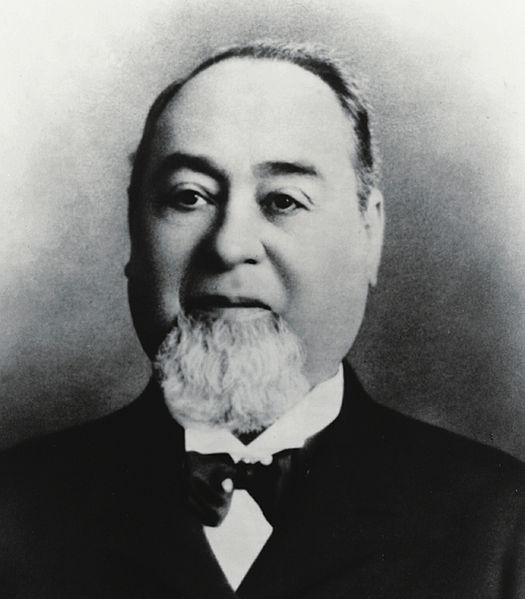 Levi Strauss, proizvođač popularnih traperica (1829.)