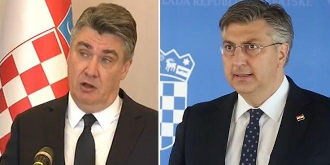 MILANOVIĆ I DANAS NEMILOSRDAN: Plenković je terminalno nesposoban, a Pupovac zaštićeniji od pandi u ZOO-u