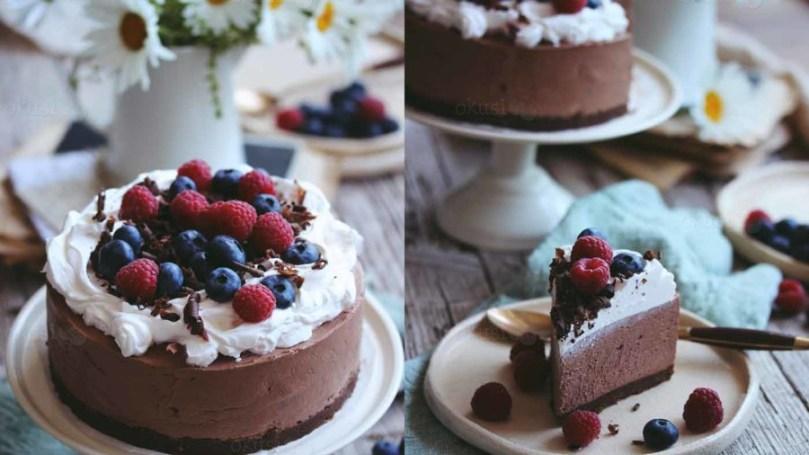 Čokoladni kremasti kolač bez pečenja