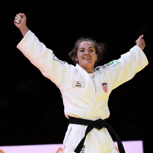Kakva najava za Olimpijske igre; hrvatska judašica Barbara Matić osvojila svjetsko zlato i ispisala povijest
